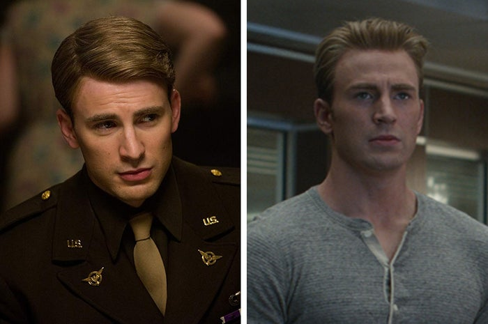 First appearance: Captain America: The First Avenger (2011)Where they are going into Endgame: Captain America really took the fight to Thanos in Wakanda, but it just wasn't enough, and he ended up watching as people around him, including Bucky, turned to dust. Judging from the Endgame trailers though, he's not willing to just sit around and accept defeat.
