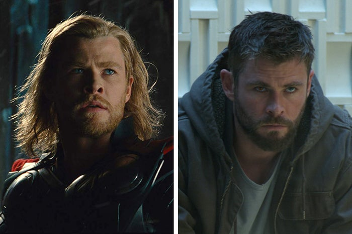 First appearance: Thor (2011)Where they are going into Endgame: Thor was the game changer in the Battle of Wakanda and he nearly stopped Thanos. Unfortunately, he didn't go for the head though, allowing Thanos to snap his fingers and wipe half of the universe out. Judging by Thor's broody looks in Endgame trailers, he's not happy about how that went down.