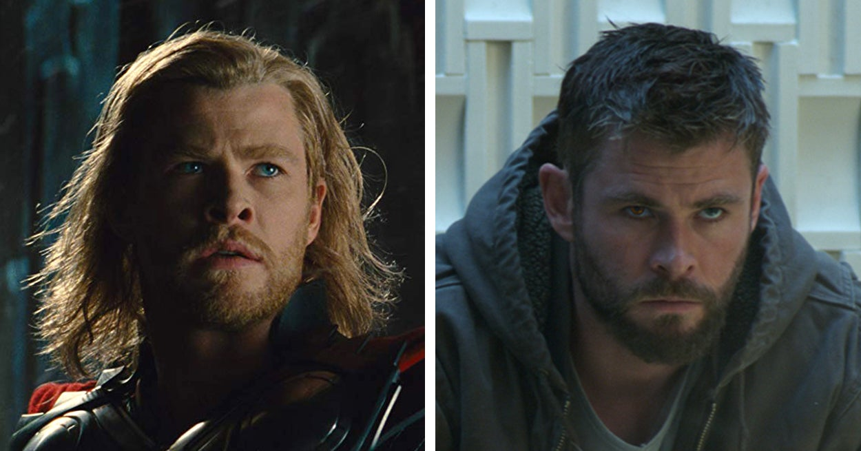 """Here's What The """"Avengers: Endgame"""" Cast Looked Like In Their First Marvel Movie Vs. Now"""