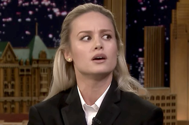 Brie Larson Had No Idea What She Was Filming In The