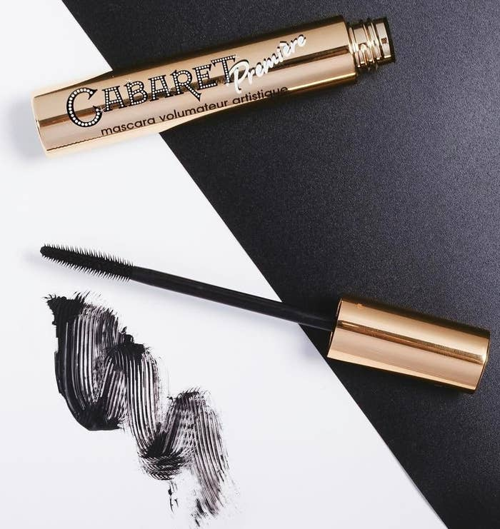 e0466b054f5 NOW. If you're tired of your mascara smudging, clumping, or just plain  sucking (#rude), then it's time to acquaint yourself with bigger and better  things: ...