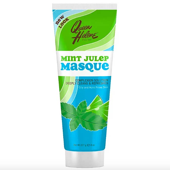 And, as the mint would imply, this will feel extremely refreshing. Like a fluoride-free toothpaste, but for your skin!Price: $6.02