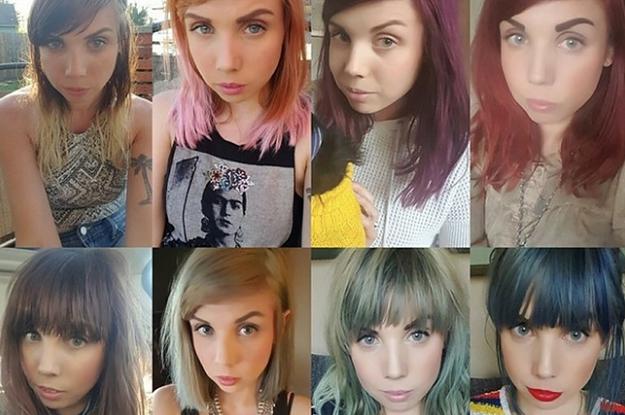 44 Vorher Nachher Bilder Die Zeigen Wie Viel Eine Neue Frisur