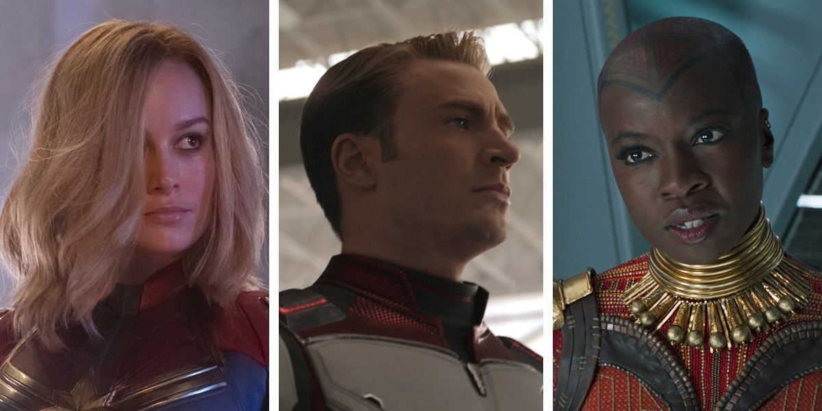 Marvel Studios Movies Ranked From Worst To Best