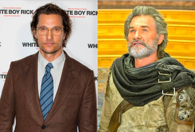 Avengers: 13 Celebrities Who Almost Starred In The Films