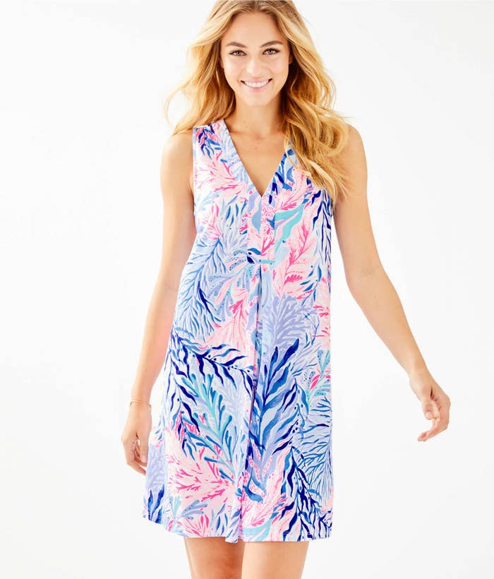 f1cd3ef9d1 And a classic Lilly Pulitzer dress you can wear to your graduation ceremony  then promptly jump on a plane for a tropical vacation.