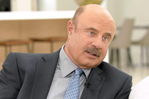 Dr  Phil Hit Back At Critics Who Say His Show Exploits People With