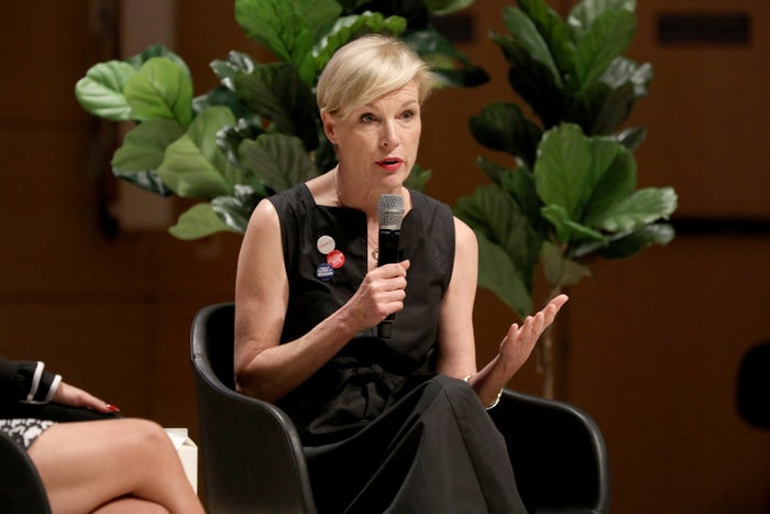 Former Planned Parenthood president Cecile Richards
