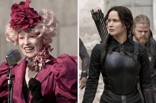 Quiz Which Hunger Games Character Are You