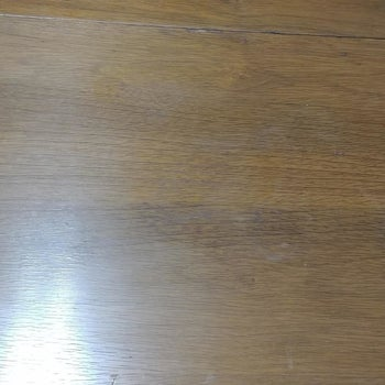 table with no more stains