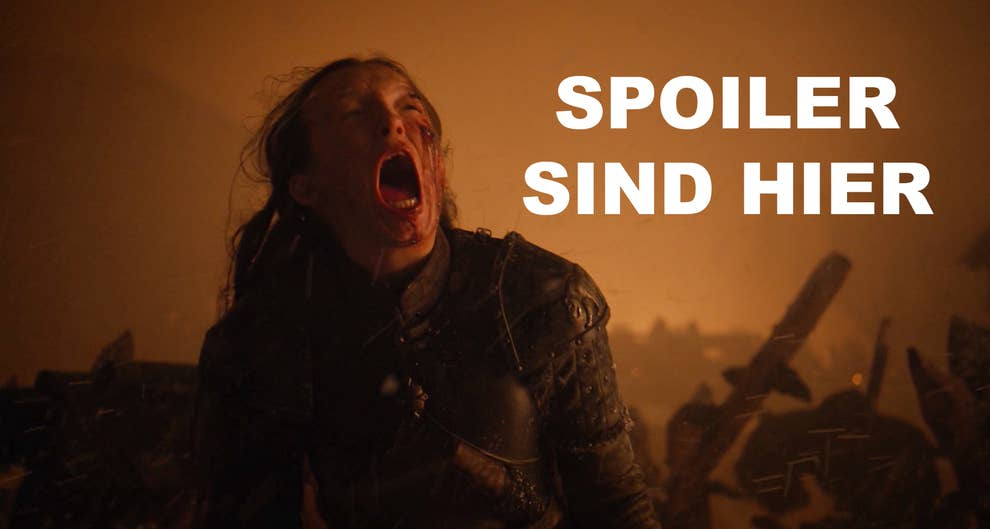Game of thrones staffel 8 folge 3 länge