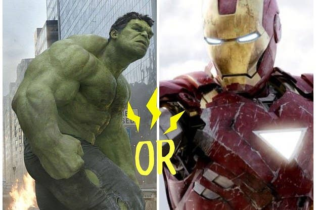 Quiz: Can We Guess Which Avenger Is Actually Your Soulmate?