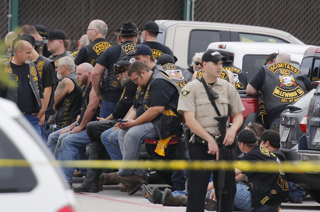 Nobody Will Be Held Responsible For The Massive Texas Biker Shootout That Killed Nine People