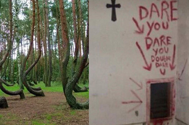 19 Pictures Of Unexplained Stuff That'll Make ...