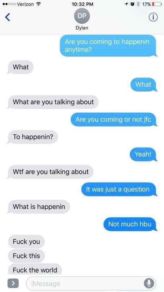 Quiz: The 33 Funniest Text Messages Ever Sent