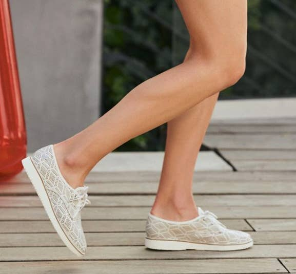 d60ba97e881e 30. Perforated lace shoes anyone who has typically sweaty feet will worship  and want in every color.