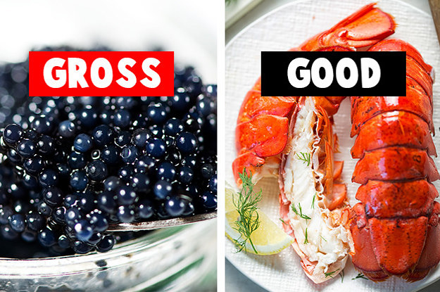 This Expensive Food Test Will Reveal What Type Of Guy You Attract