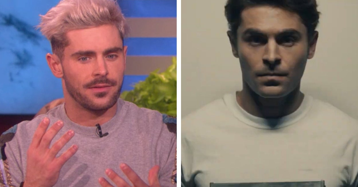 Zac Efron Just Responded To Criticism That He's Glamourising Ted Bundy In His New Movie