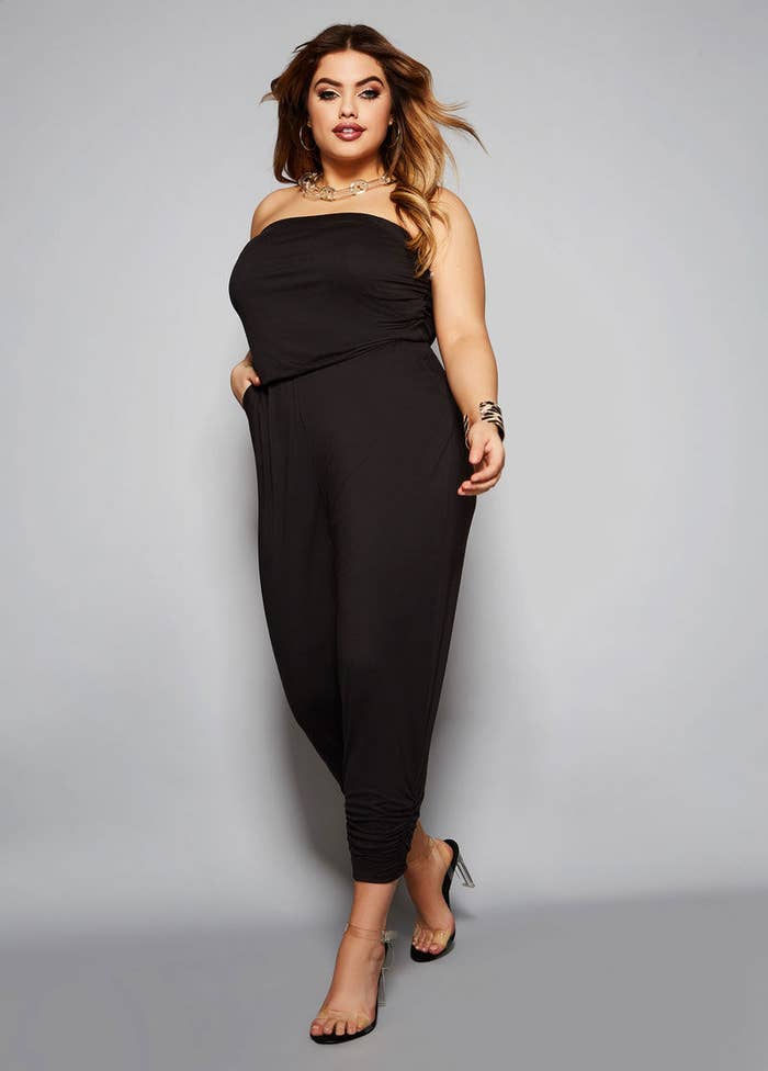 88dabcad00 Get it from Ashley Stewart for  34.50 (available in sizes 1X–3X).