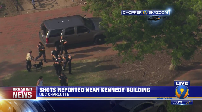 UNC Charlotte Shooting: Two Killed, Four Injured On Campus