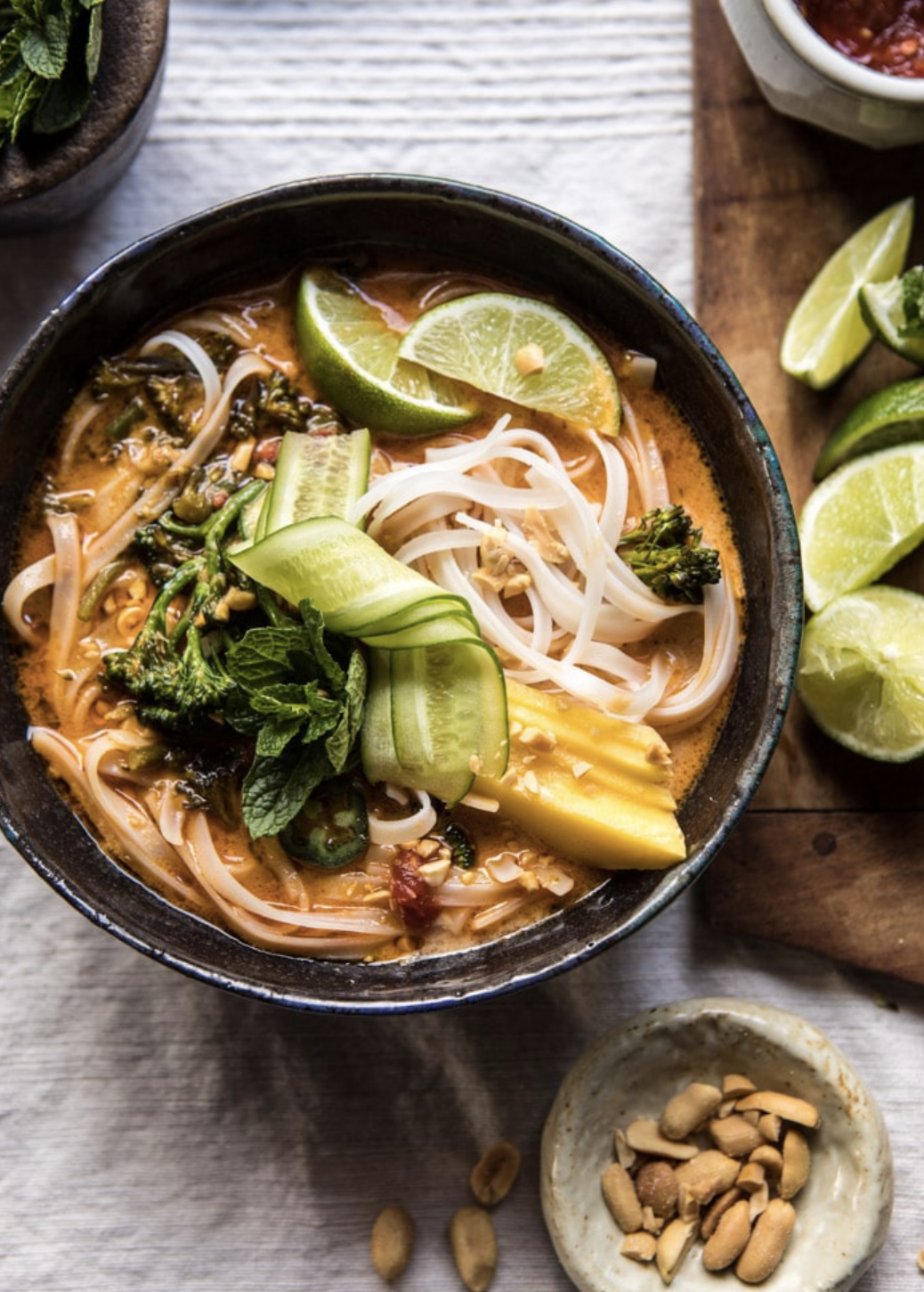 It's hard to believe only 20 minutes stand between you and this amazing soup.