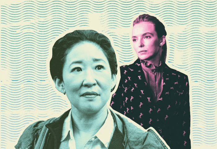 """522724016f23 How """"Killing Eve"""" Became The Perfect Show For These Wild Times"""