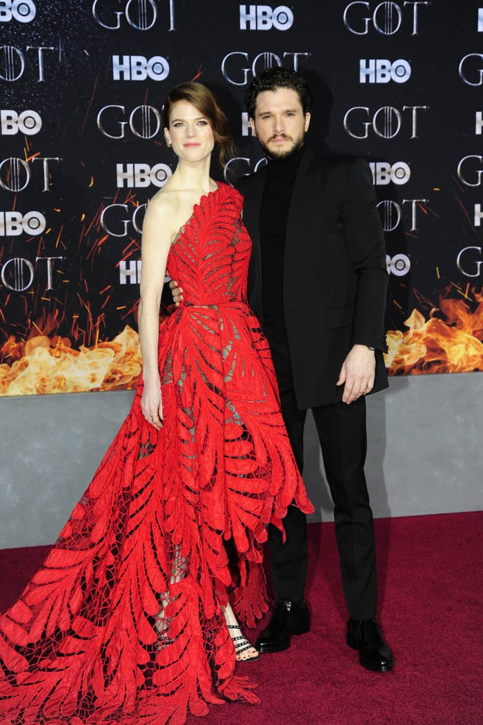 All The Pictures From Game Of Thrones Final Season Premiere Are