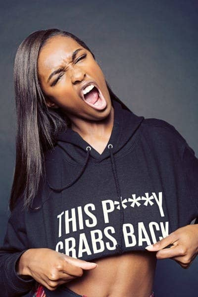 Leomie Anderson Is Now A Victoria's Secret Angel And The