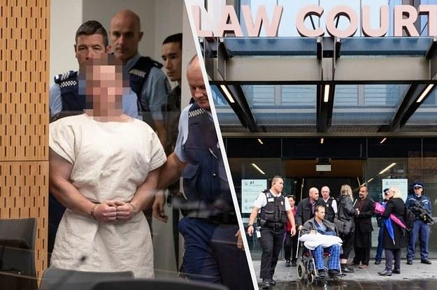 Gunman Christchurch Pinterest: Christchurch Terror Attack Accused To Undergo Mental