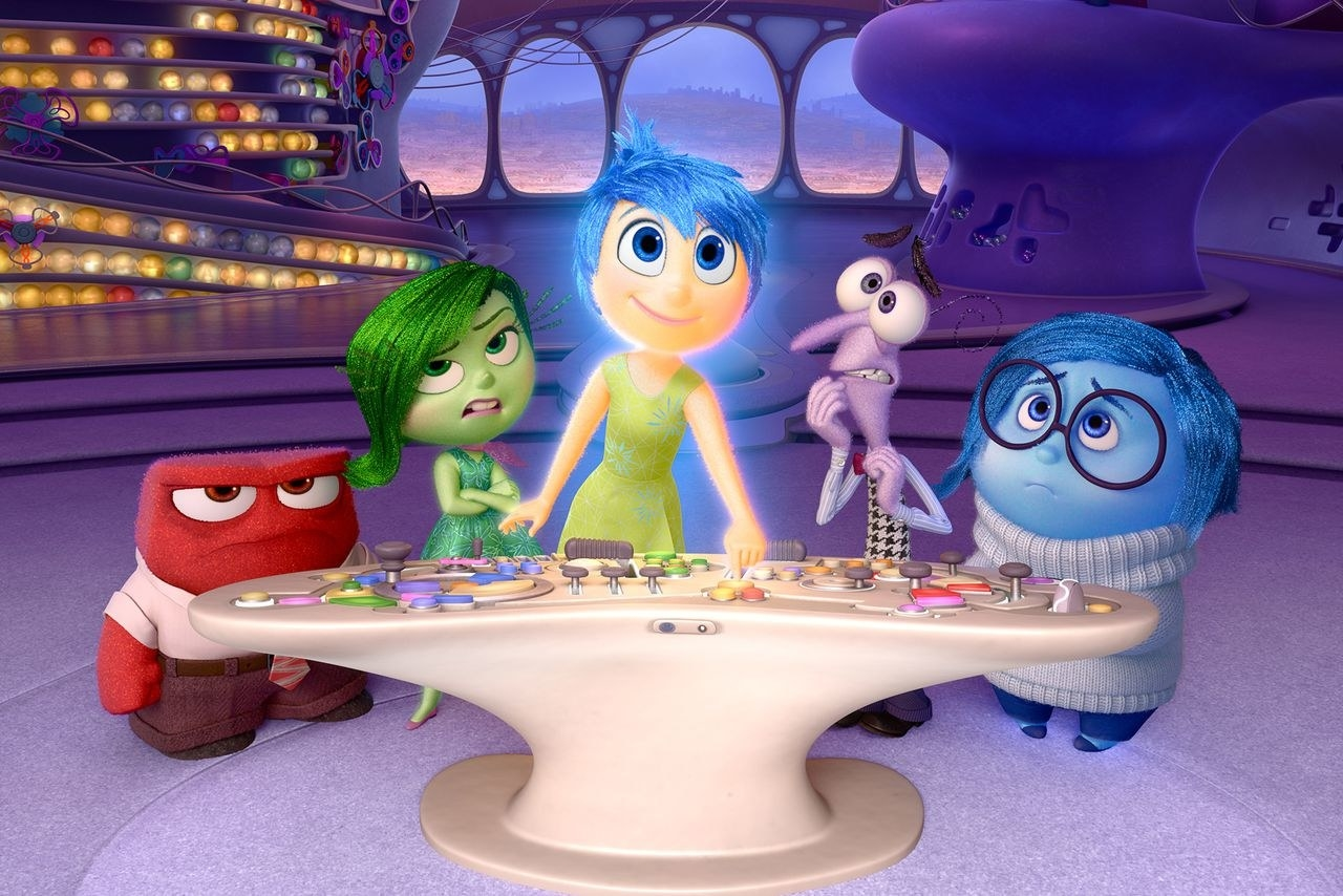 Make no mistake, Inside Out is a movie meant for children. But it's so wonderfully original that you can appreciate it no matter how old you are.