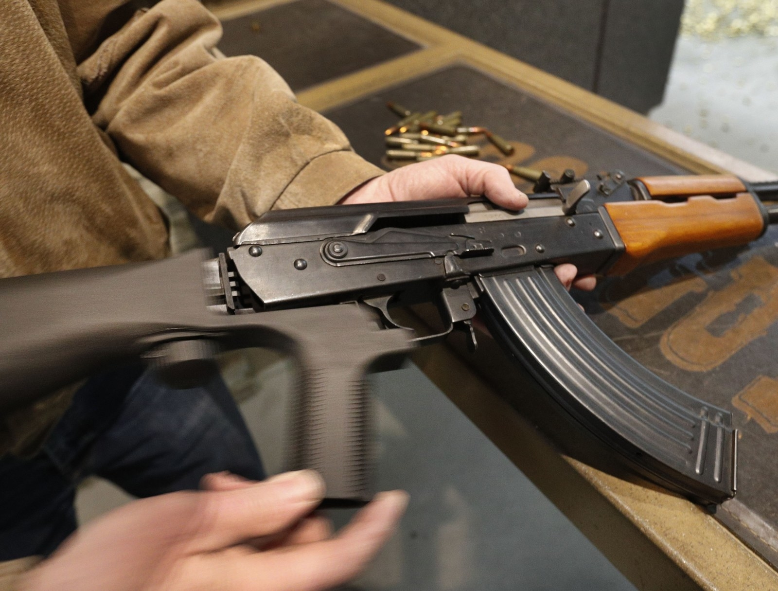 The US Supreme Court Is Letting The Trump Administration's Bump Stock Ban Take Effect