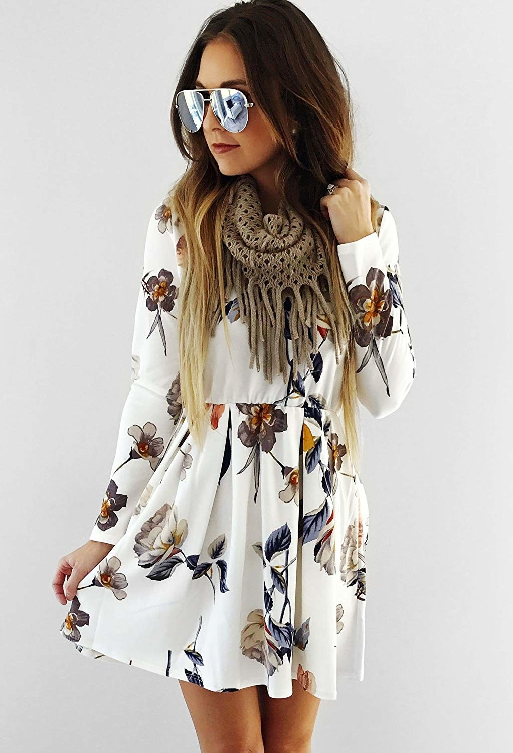 4447e2bdcc330 30 Spring Dresses You Can Get On Amazon That You'll Actually Want To ...