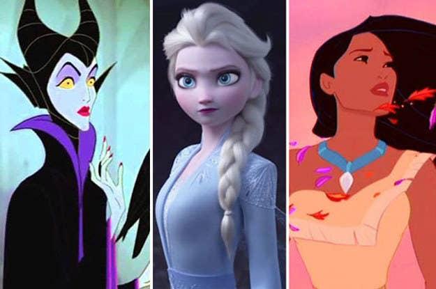 Quantos Destes Filmes De Animacao Da Disney Voce Ja Viu
