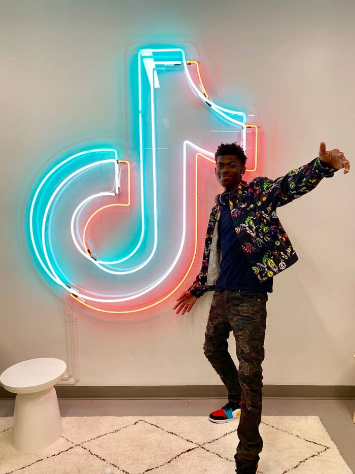 How TikTok Made Lil Nas X's
