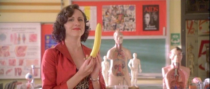 Naked Molly Shannon In A Night