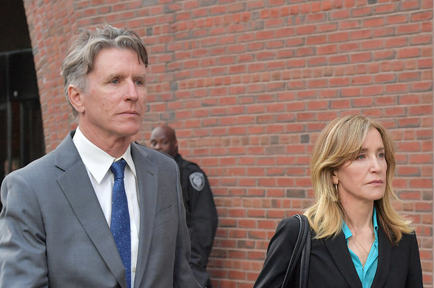 Felicity Huffman And 12 Other Parents To Plead Guilty In College Admissions Scam