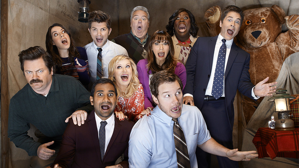"Here's The Cast Of ""Parks And Rec"" In Their First Episode Vs. Now"