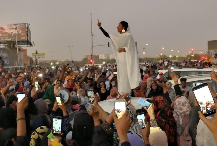 Sudan: Cách mạng và phản cách mạng