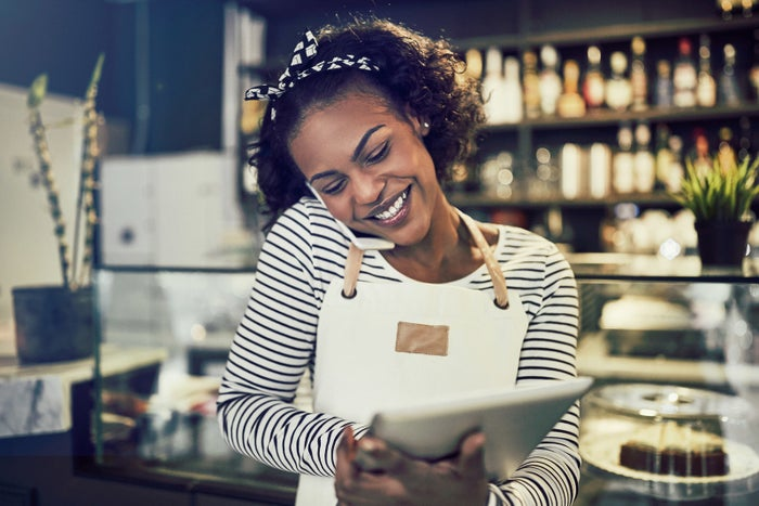 Want to support minority-owned businesses? Shopping small allows you to do so easily and contributes to closing racial and gender wealth gaps. So you can feel good about where you're shopping.