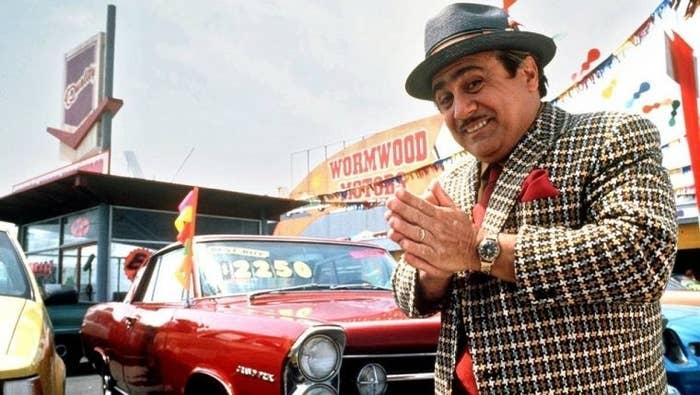 Wormwood Motors from Matilda.