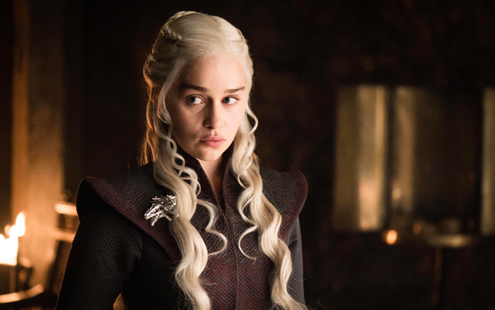 """She wrote: """"I told my bosses at Thrones about my condition, but I didn't want it to be a subject of public discussion and dissection. The show must go on! Season two would be my worst. I didn't know what Daenerys was doing. If I am truly being honest, every minute of every day I thought I was going to die."""""""