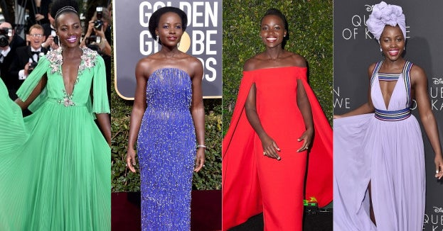 30 Pieces Of Undeniable Proof That Lupita Nyong'o Can Rock Any Color In The Rainbow