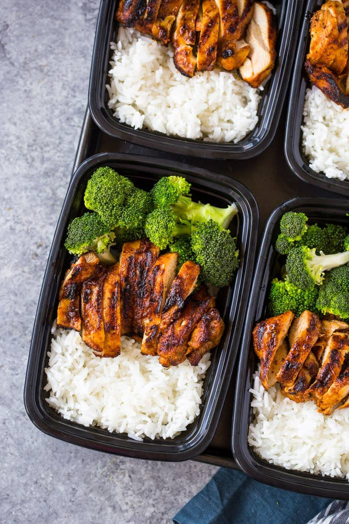 18 Meal Prep Recipes For Beginners That Take 30 Minutes Or Less