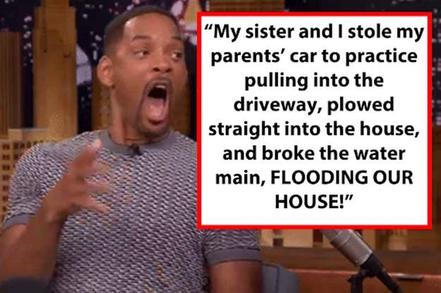 36 Incredibly Petty Things Siblings Have Done To Each Other