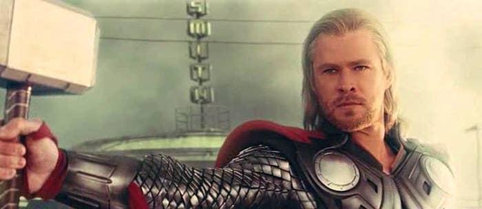 Como a Marvel Studios fez do Thor um ser humano como eu e você
