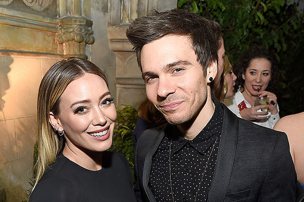 Hilary Duff And Matthew Koma Got Engaged And I Feel Like Lizzie McGuire Has Come Full Circle