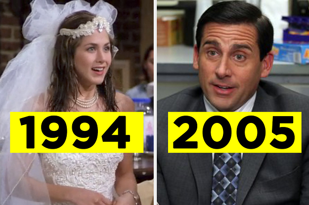 Here Are The TV Shows That Premiered The Year You Were Born