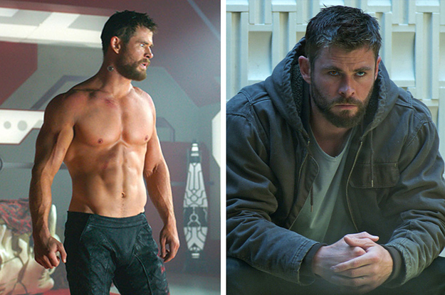 Chris Hemsworth Reveals How Fat Thor Was Created In Behind