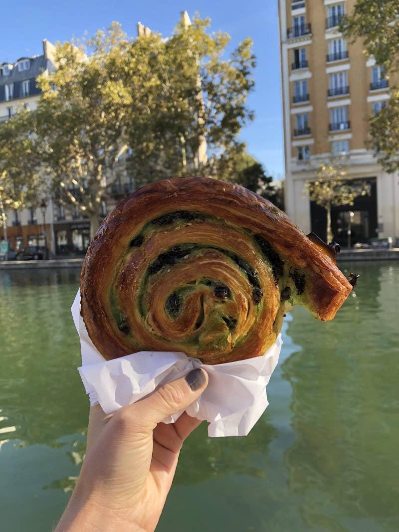 """""""It's easily the best boulangerie,"""" — kaylees47cb6605934 Rue Yves Toudic"""