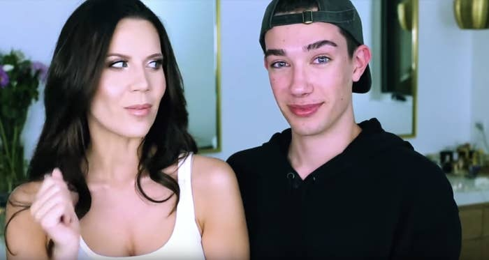 YouTubers James Charles And Tati Westbrook Had A Falling Out